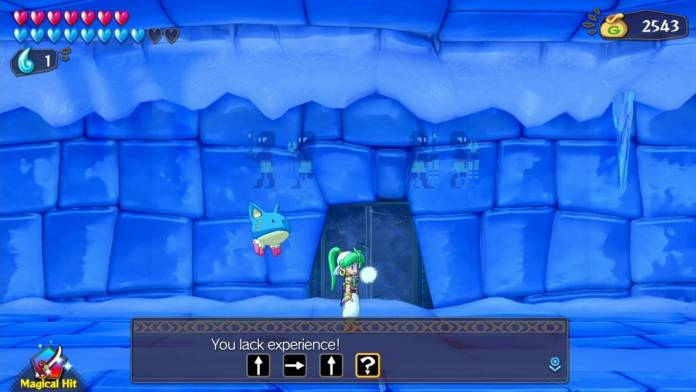 Review: Wonder Boy: Asha in Monster World (PlayStation 4) 8