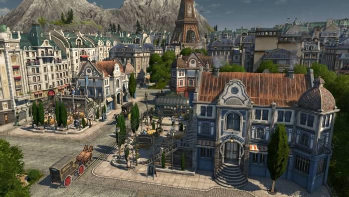 """Anno 1800: Llega el nuevo contenido descargable """"Tourist Season"""" 8"""