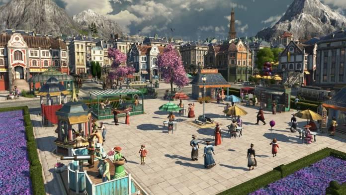 """Anno 1800: Llega el nuevo contenido descargable """"Tourist Season"""" 10"""