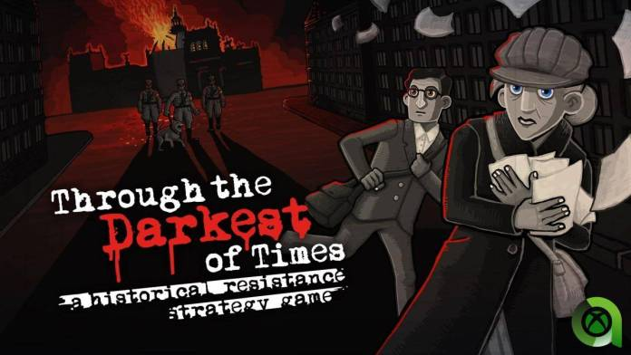 Through the Darkest of Times ya se encuentra disponible en tiendas 1