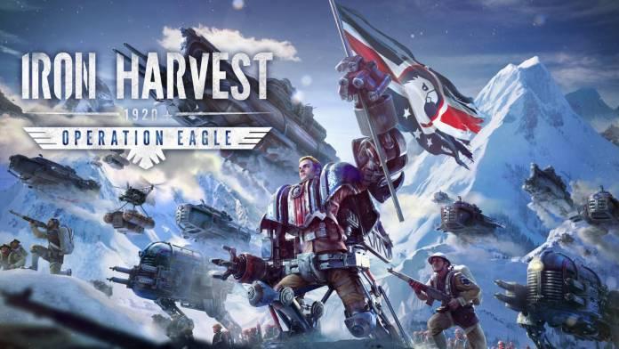 """Iron Harvest presenta su nueva expansión titulada """"Operation Eagle"""" su primer gran DLC"""