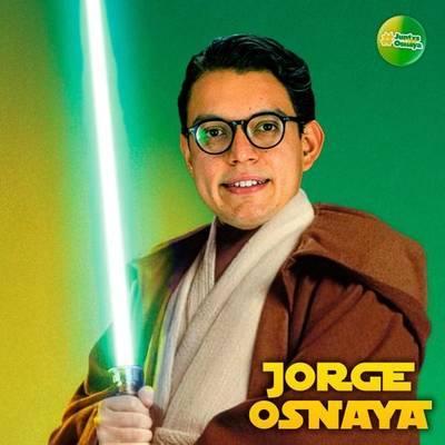Jorge Osnaya, STar Wars