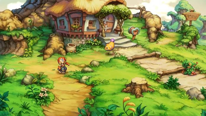Legend of Mana: Square Enix nos muestra más detalles del título 1