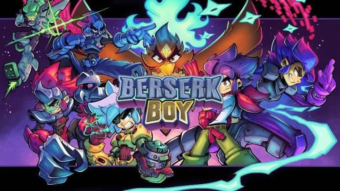Berserk Boy Así es el nuevo juego inspirado en Mega-Man