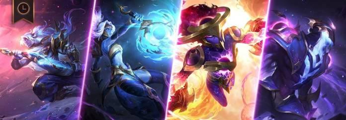 Legends of Runeterra está de manteles largos con el evento de Horizonte Oscuro, ya que vendrá acompañado de muchas sorpresas como lo son aspectos cósmicos y estrella oscura para los campeones, todo esto dentro la versión 2.8.0. Acompañarnos a conocer un poco más.