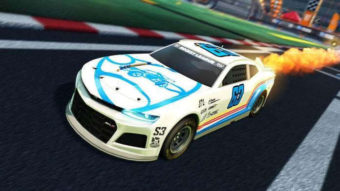 Rocket League: Psyonix y NASCAR anuncian el 2021 Fan Pack 15