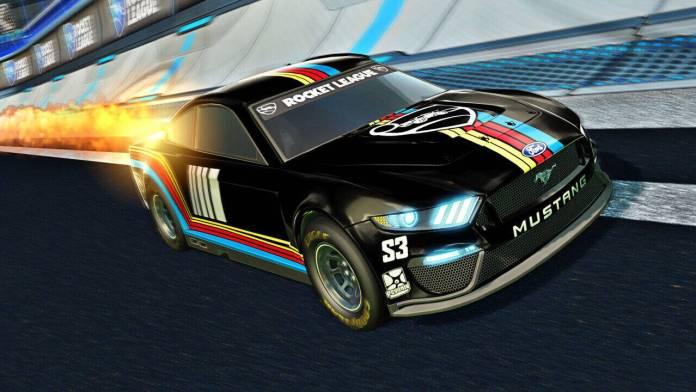 Rocket League: Psyonix y NASCAR anuncian el 2021 Fan Pack 14