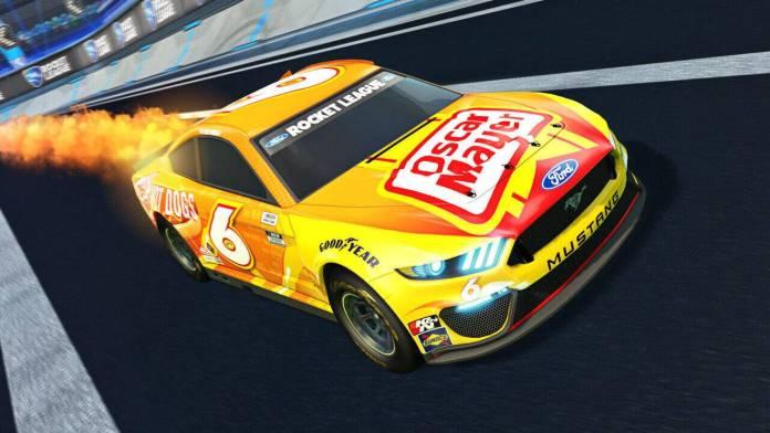 Rocket League: Psyonix y NASCAR anuncian el 2021 Fan Pack 10