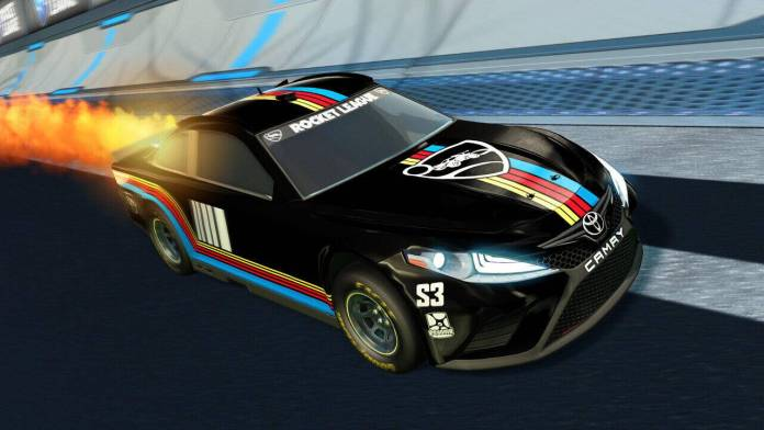 Rocket League: Psyonix y NASCAR anuncian el 2021 Fan Pack 8