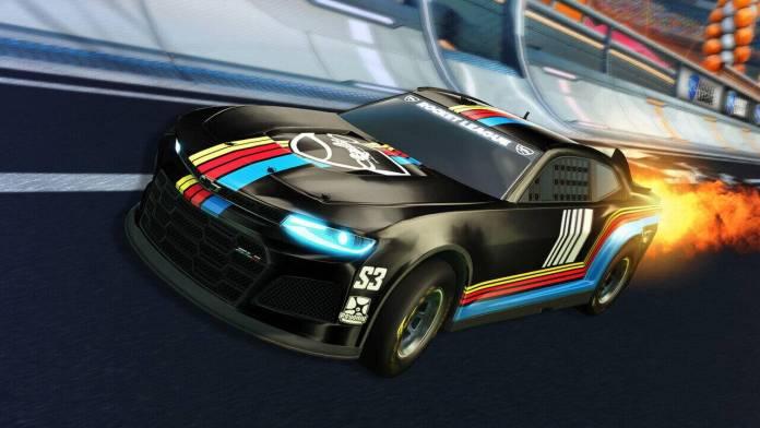 Rocket League: Psyonix y NASCAR anuncian el 2021 Fan Pack 4