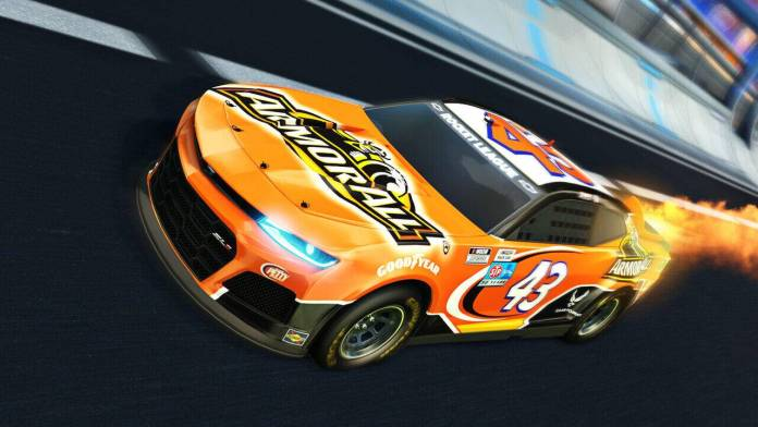 Rocket League: Psyonix y NASCAR anuncian el 2021 Fan Pack 16