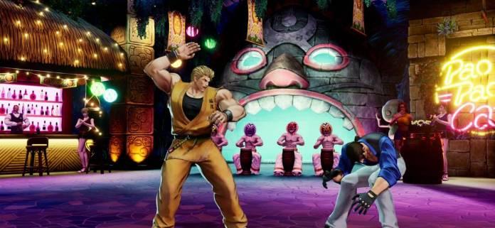 Robert García y Ryo Sakazaki también se estarán en The King of Fighters XV 2