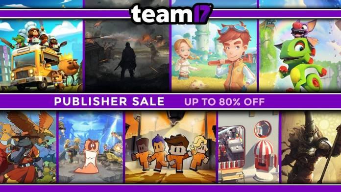 Publisher Sale, grandes ofertas en videojuegos te esperan en Steam 1