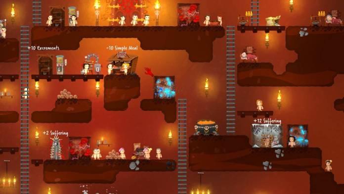 Leonardo Interactive anuncia Hell Architect para Steam 2