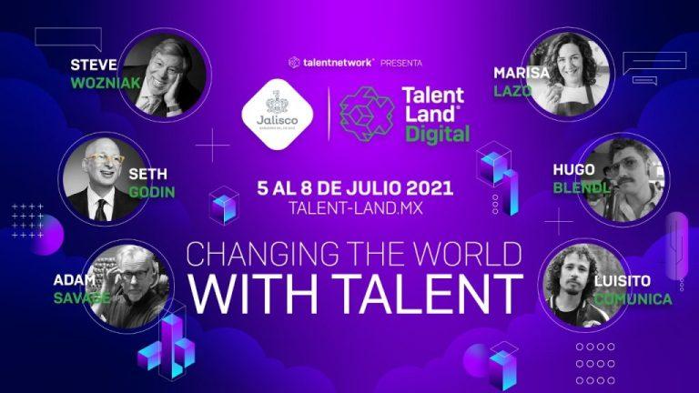 Jalisco Talent Land Digital 2021