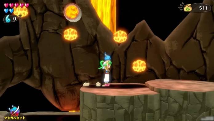 Wonder Boy: Asha in Monster World anuncia fecha de lanzamiento (PS4 y Switch) 1