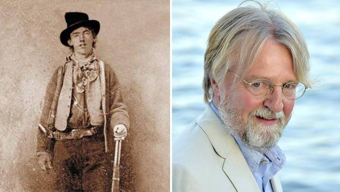 billy the Kid, Michael Hirst