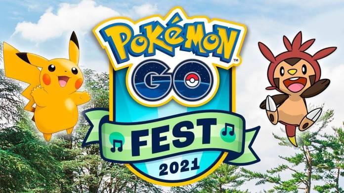 Pokémon Go Fest 2021: Estas son todas las novedades del año 2