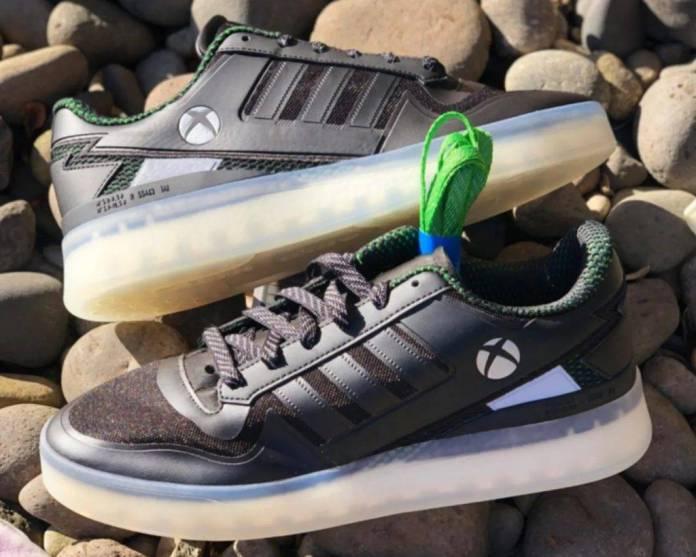 Xbox X Adidas: Todo apunta al lanzamiento de tenis inspirados en las consolas de Microsoft 1