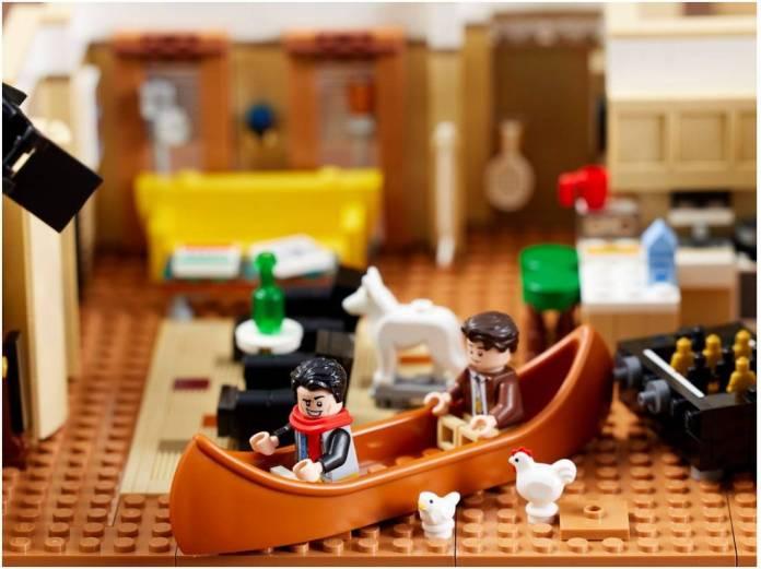 FRIENDS: Ahora podrás construir los 2 apartamentos con el nuevo set de LEGO 2