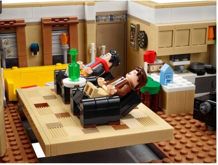 FRIENDS: Ahora podrás construir los 2 apartamentos con el nuevo set de LEGO 4