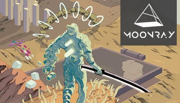 Journey to Moonray: Conoce este hipnótico Shooter que llegara el próximo año 1