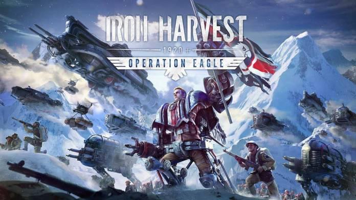 KING Art Games el estudio encargado del desarrollo del DLC Iron Harvest: Operation Eagle que estará llegando a nuestras vidas el próximo 27 de mayo. El nuevo trailer ha llegado para darnos motivación y muchos motivos para disfrutarlo desde los primeros días de su lanzamiento. Te damos algunos detalles para lo que tengas en tu radar.
