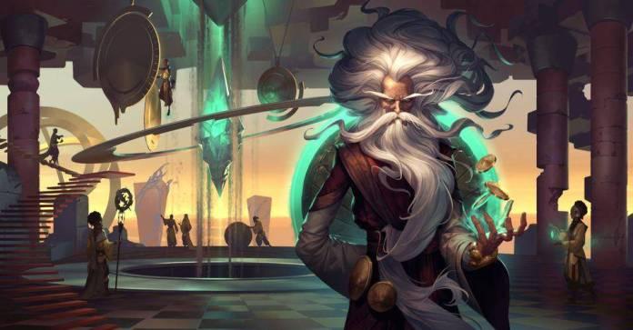 Legends of Runeterra el juego de cartas de Riot Games inspirado en el universo de LoL presenta su nueva expansión Guardianes de lo Antiguo