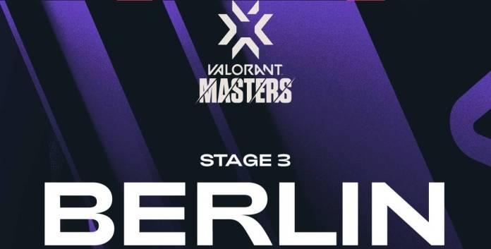 VALORANT Champions Tour Masters Fase 3 llega a Berlín 1