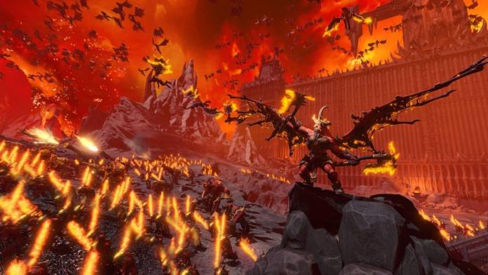 khorne Total War: WARHAMMER II