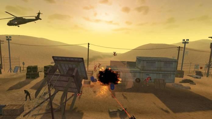 Operation Warcade de Oculus Quest está aquí 1