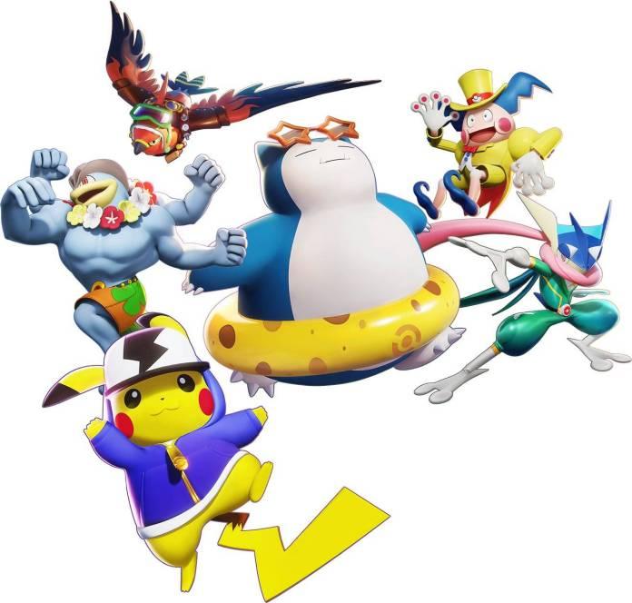 Pokémon Unite: ¡El MOBA llegará a Nintendo Switch en Julio de 2021! 2