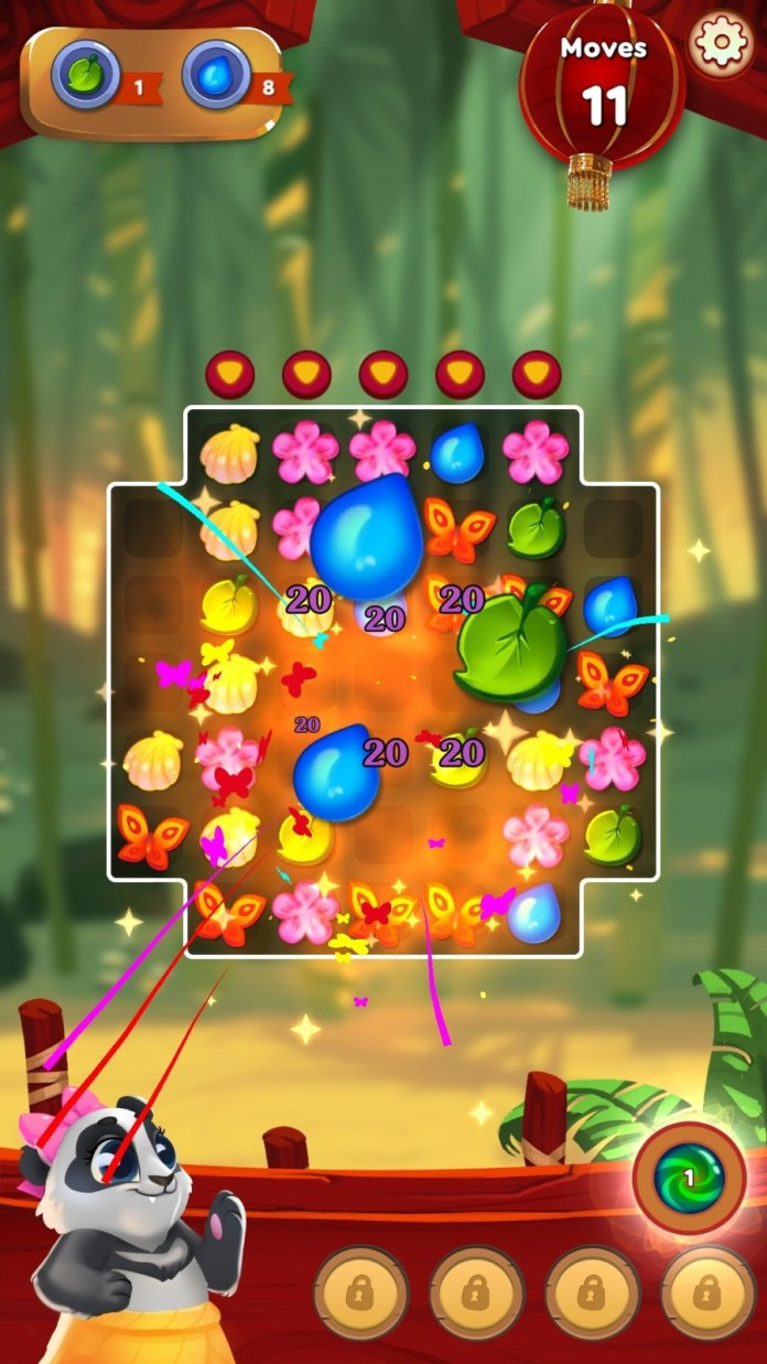 Panda Swap: El Juego de Puzzles con temática China llega a iOS y Android 3