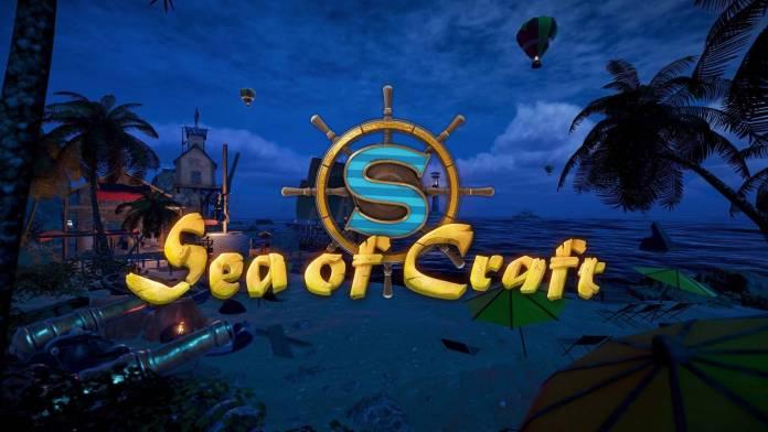 Sea of Craft: La demo ya está disponible en Steam 1