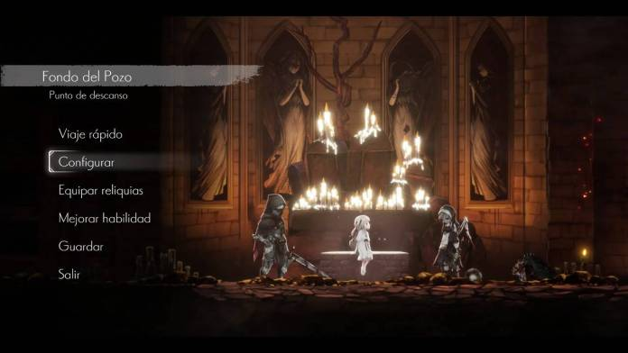 Reseña - ENDER LILIES: Quietus of the Knights (Steam) 7