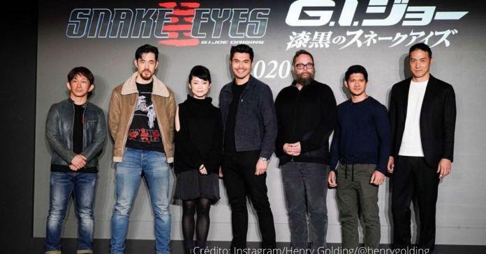 Snake Eyes: El Origen presenta nuevo avance de este Reboot Cinematográfico de G.I Joe