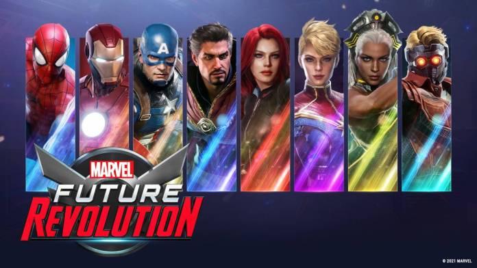 Marvel Future Revolution ya ha abierto su registro para que lo puedas jugar 5