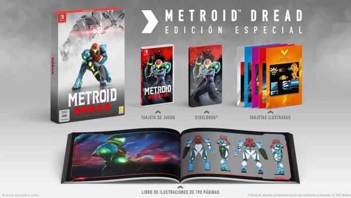 Metroid Dread ya es uno de los juegos más vendidos de 2021 1