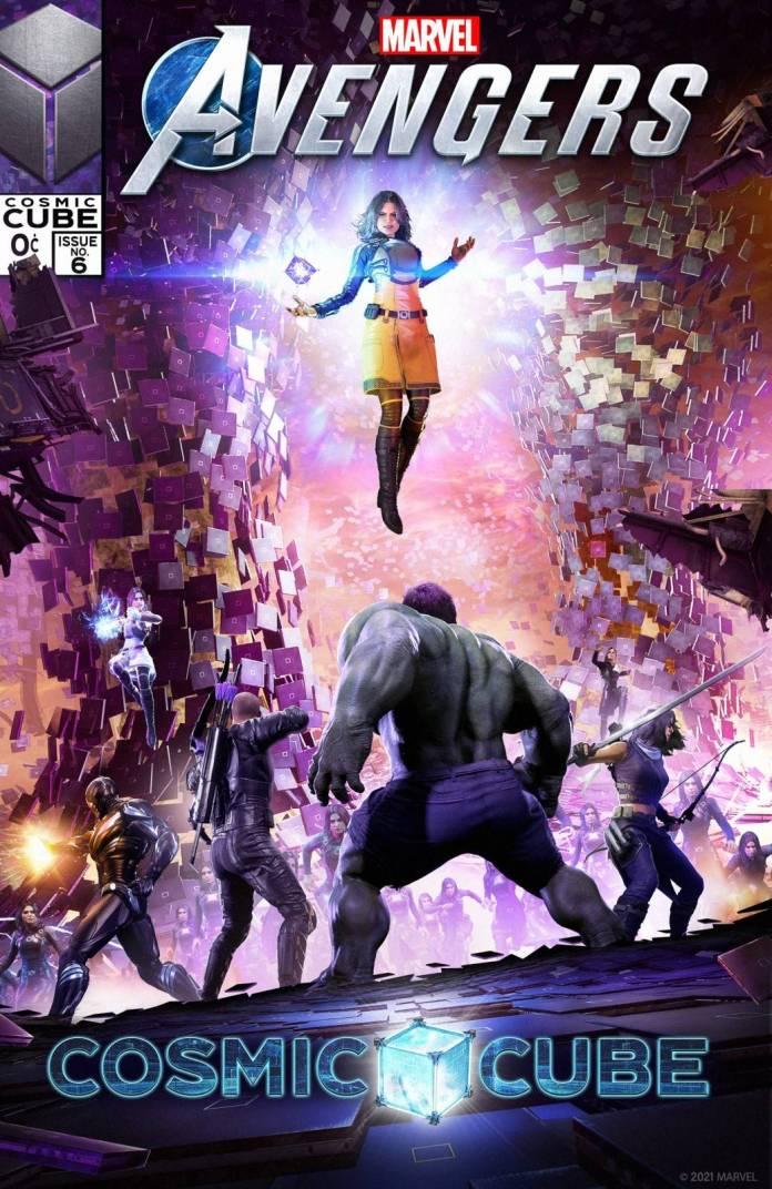 Marvel's Avengers: La actualización Cosmic Cube ya está disponible y estas son sus novedades 2