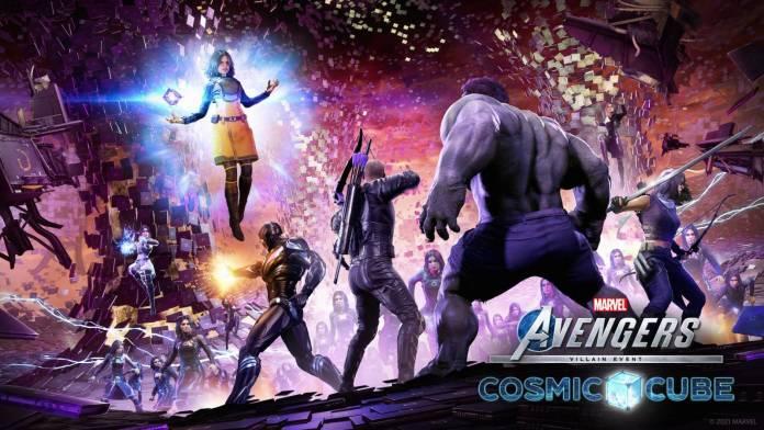Marvel´s Avengers La nueva actualización Cosmic Cube llega con mas contenido y el evento Cosmic Threat