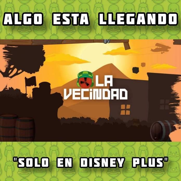 Chavo del Ocho, Disney, Chavo del 8