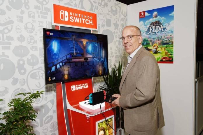 Doug Bowser, Nintendo Switch