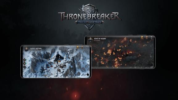 ¡The Witcher Tales: Thronebreaker ya está disponible en móviles! 2