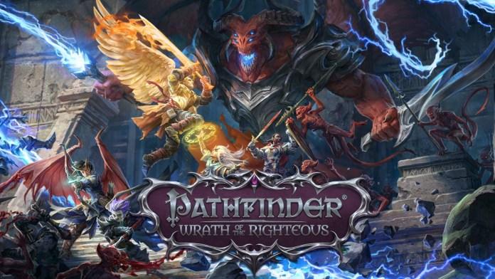 Pathfinder: Wrath of the Righteous llegará a consolas este mismo año, meses mas tarde que en su lanzamiento en PC