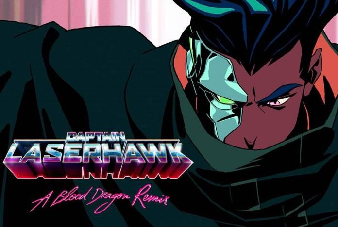 Far Cry Captain Laserhawk: A Blood Dragon Remix