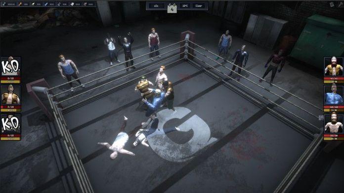 Garbage: Conoce este peculiar simulador de lucha con vagabundos 2