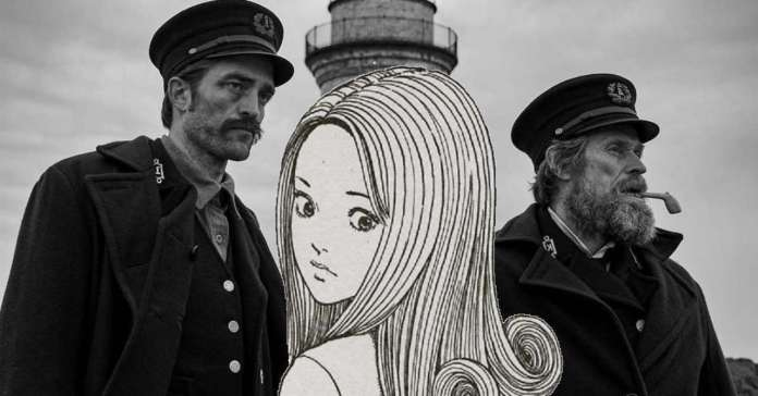 Junji Ito, The Lighthouse, El Faro