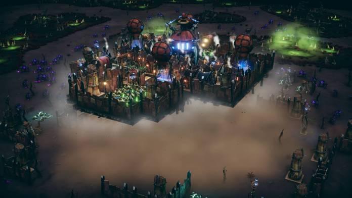 Dream Engine: Nomad Cities se estrenará como Acceso Anticipado 4