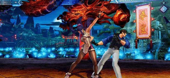 Luong estará también en The King of Fighters XV 4
