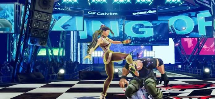 Luong estará también en The King of Fighters XV 11